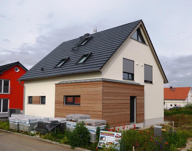 Massivhaus satteldach  Referenzobjekte - MHV Baupartner Massivhaus