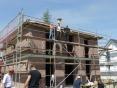 Massiver Hausbau in Thüringen