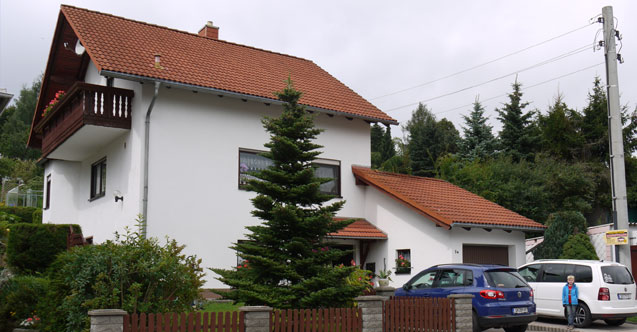 MHV Massivhaus Firmensitz in Thüringen
