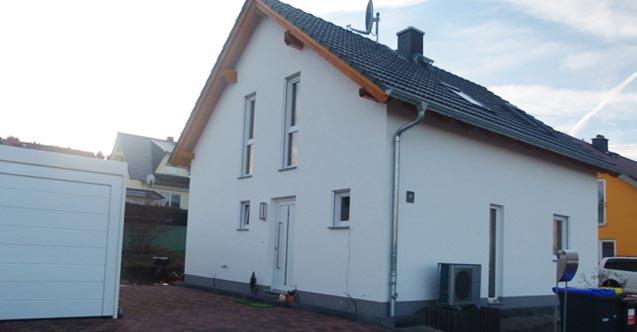 Massivhaus Fam. Lang Erfurt