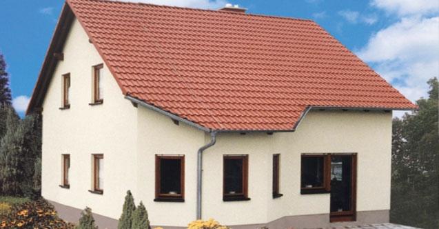 Einfamilienhaus Lucie mit 107 m² - MHV Baupartner Massivhaus
