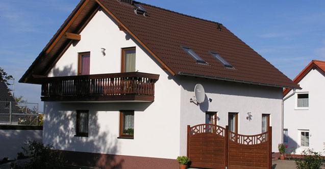 Massives Einfamilienhaus von MHV Baupartner Thüringen - Karola
