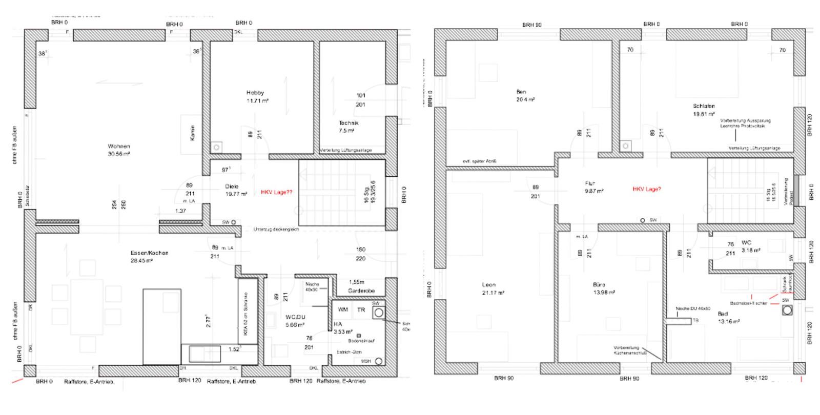 Massivhaus stadtvilla grundriss  Stadtvilla Juliane-Marbach ca. 236 m² - MHV Baupartner Massivhaus