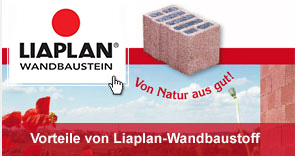 Der Liaplan Wandbaustoff - Hausbau MHV Massivhaus GmbH